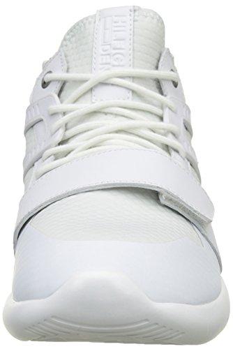 Tommy Hilfiger Herren B2385olt 1c Low-Top Weiß (White 100)