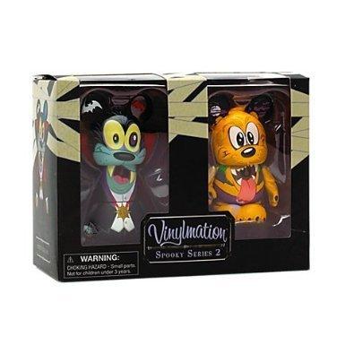Goofy and Pluto Vinylmation 3