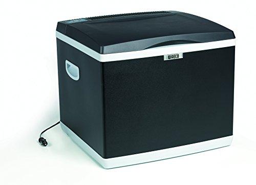 WAECO 9105305750 CoolFun CK 40D Hybrid Kompressor/Thermoelektrische Kühlbox für 12 und 230 Volt, A+