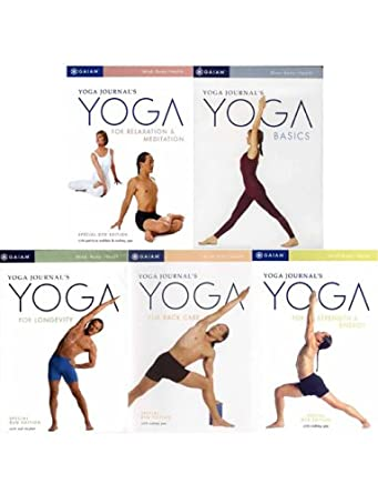 Amazon.com: Yoga Journals (5 Pack): Patricia Walden, Rodney ...