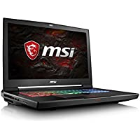 MSI GT73VR TITAN Pro 4K-479 17.3 4K Display Extreme Gaming Laptop Core i7-7820HK GTX 1080 16GB 256GB NVMe SSD + 1TB VR Ready