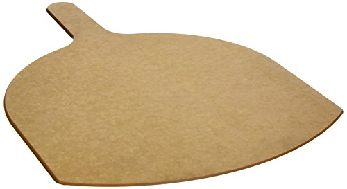 Allied Metal SP-1218 12 by 18-Inch Round Pressed Board Pizza Peel with 5-Inch ()