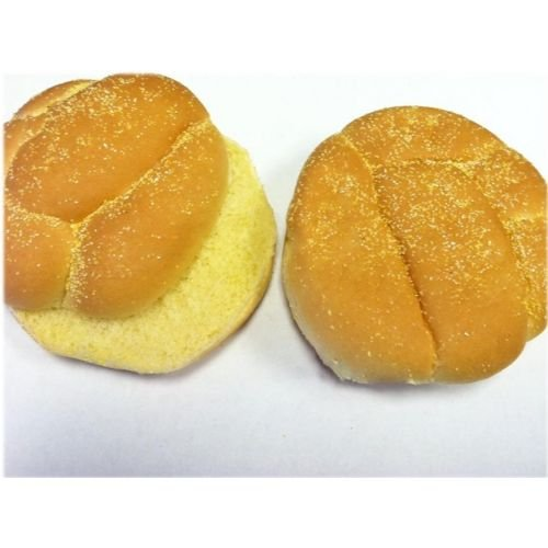 Burry Yellow Corndusted Kaiser Roll, 3 Ounce - 64 per case.