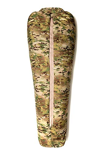 Snugpak Special Forces Complete Sleep System, Versatile Layered Sleeping Bags, 5 Degree, Multicam