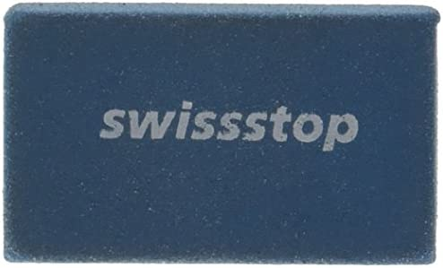 SwissStop Alloy Bicycle Rim Cleaning Block - P000771340 by Swiss Stop