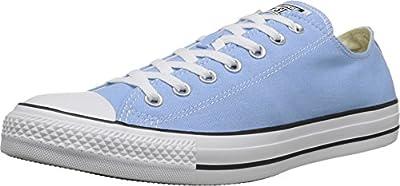 Converse Unisex Chuck Taylor All Star Low Top Blue Sky Sneakers - 12 B(M) US Women / 10 D(M) US Men