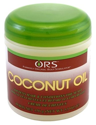 Ors Coconut Oil Conditioning Creme 5.5oz Jar (2 Pack)