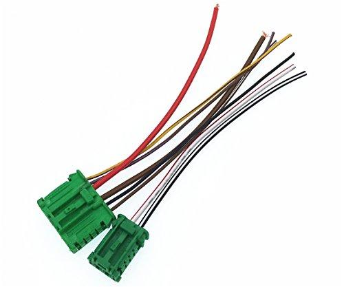 HZTWFC Heater Blower Resistor Connector Wire 7701207718 7701048390: