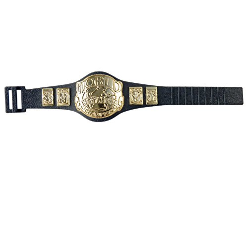 World Heavyweight Championship Belt for WWE Wrestling Action Figures