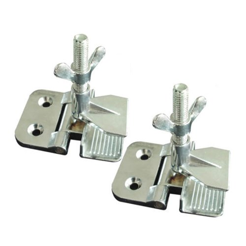 2 pc of Screen Frame Butterfly Hinge Clamp for Silk Screen Printing Sturdy Quality 009022, screws NOT included (Silk Screen Frame compare prices)