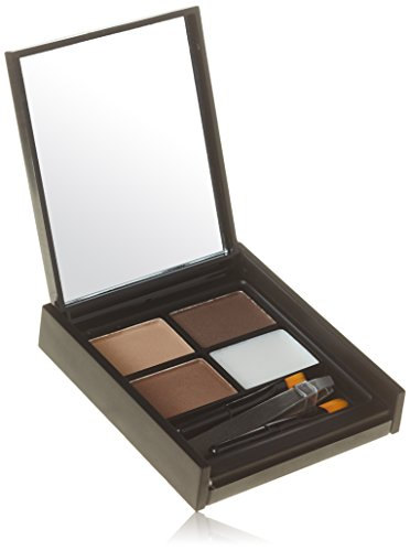 Technic Ultimate Eyebrow Kit With 3 Powders, 1 Wax, 2 Brushes & Tweezers (Brows Have For Must Kit)