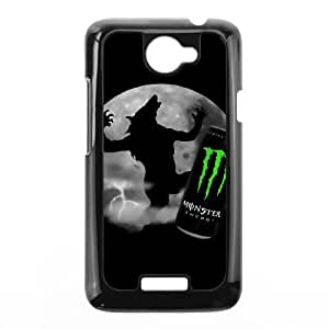 HTC One X Phone Case for Monster Energy pattern design