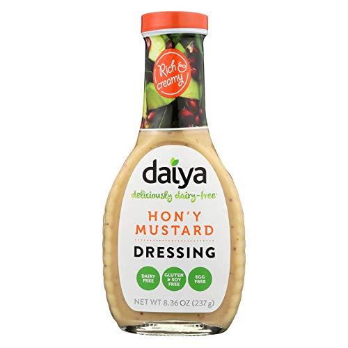Honey Mustard Brands - Daiya Foods Inc - Salad Dressing - Honey Mustard - Case Of 6-8.36 Oz.