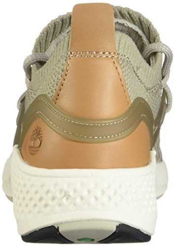 Go Fashion Chukka Taupe Knit Timberland Women's FlyRoam Sneakers EwUqnnP7