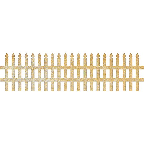 Cheery Lynn Designs B123 Victorian Picket Fence ()