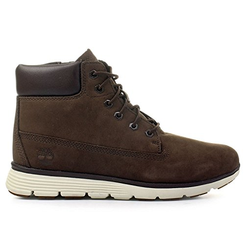 Timberland Youths Killington 6 Inch Chocolat Nubuck Boots 7 US by Timberland