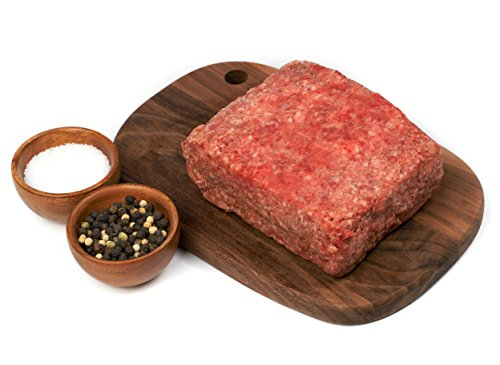 Dry aged 100% grass-fed ground beef (Grass Fed Ground Beef)