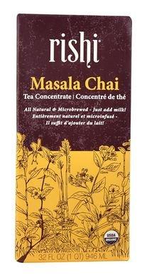 Rishi Tea Organic Masala Chai Tea Concentrate -- 32 fl oz