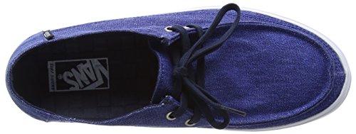 Vans Rata Vulc Sf - Zapatillas Hombre Azul (washed/true Blue)