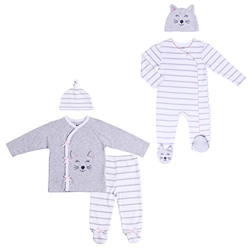 Twin Outfit Baby Girls' Clothing Set 0-3 Month