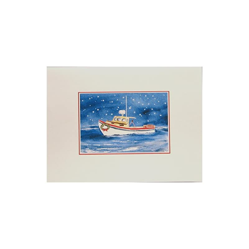 Beach Treasures Christmas Cards, 18 - Beachfront Decor