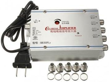 Bhima 4 - vías-TV grabador de vídeo CATV-cable - Amplificador ...