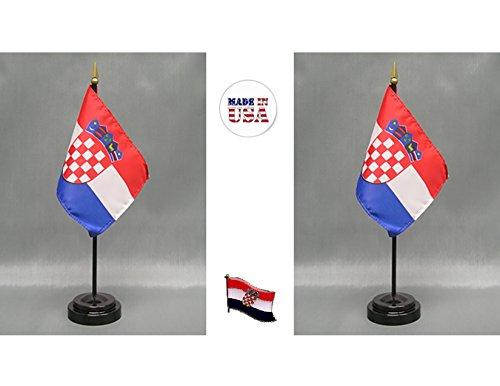 - Made in The USA. 2 Croatia Rayon 4