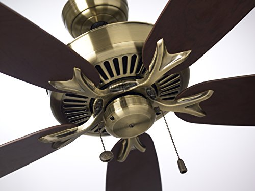 Emerson Ceiling Fans Cf4801ab Premium Select Indoor Ceiling Fan Blades Sold Separately Light