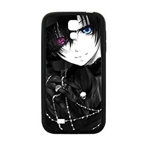 Black Butler Cell Phone Case for Samsung Galaxy S4 by Maris's Diary