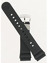 22mm Black Resin Diver Strap for Series SRP773/775/777/779