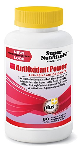 Super Nutrition – Antioxidant Power