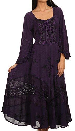 Gypsy Style Dress - 1