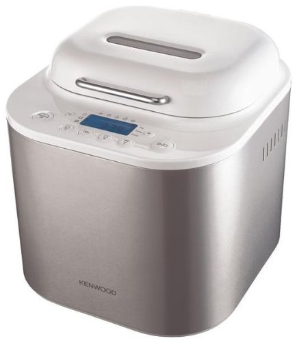 Kenwood - Panificadora Bm366 Breadmaker + Fan Eu Pl Int ...