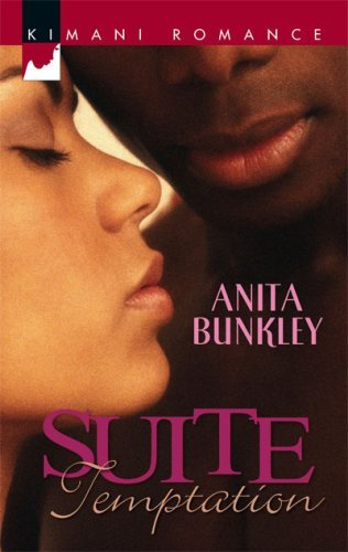 book cover of Suite Temptation