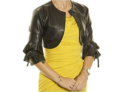 Rinascimento - Abrigo - para Mujer Negro XL: Amazon.es: Ropa y accesorios