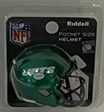 NY New York Jets 2019 Logo Riddell Speed Pocket Pro Football Helmet - New in package