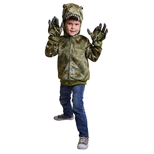 JFEELE Halloween Dragon Costume for Girls and Boys - Perfect Cosplay & Theme Party Dress Up Outfit Gift (6T - 7T)