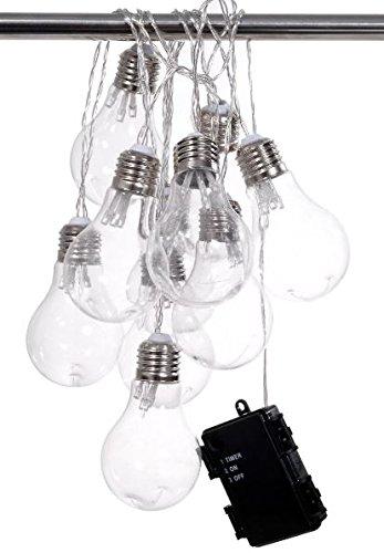 amazon com k a company christmas 10 led string ball decor lights