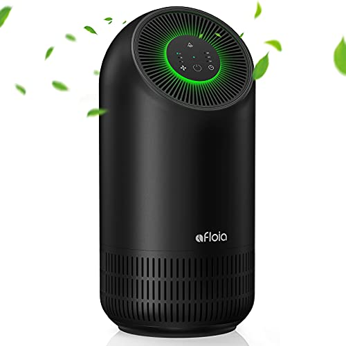 Air Purifier For Home  H13 True Hepa Filter 24Db Quiet 220 ft² 3-Stage Filtration Air Purifies Whisper   Air Cleaner…