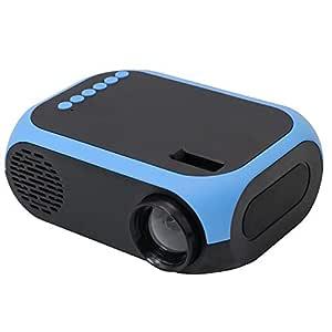 ZXY LED Home Video Beamer, proyector portátil Mini proyector de ...