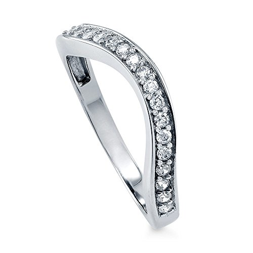 Black Diamond Eternity Rings - 8