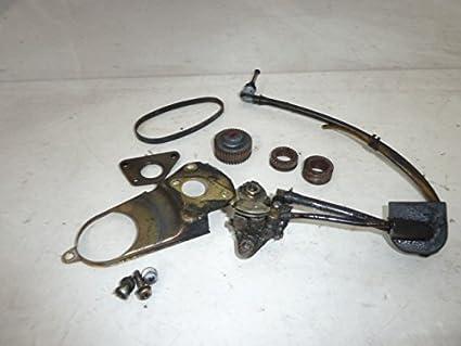 Bomba de aceite para Piaggio TPH 125 CSM: Amazon.es: Coche y ...