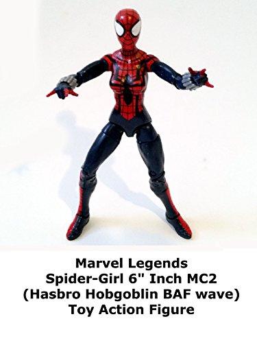 Review: Marvel Legends Spider-Girl 6