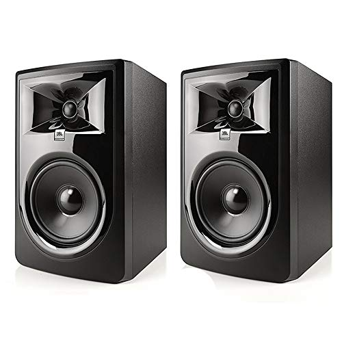 JBL 308P Studio Monitoring Speakers product image