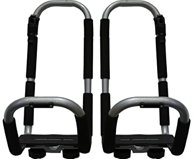 Lifetime 90365 Large Kayak Car Cradle J-Rack