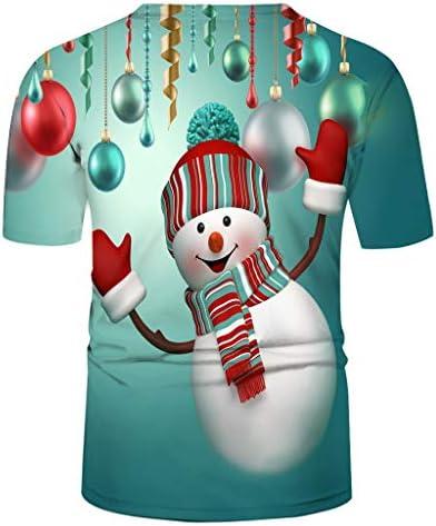 K-Youth Camiseta Hombre Navidad Ropa Adolescentes Chico ...