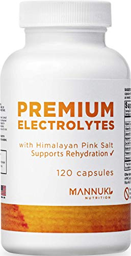 Electrolyte Tablets Fillers Magnesium Stearate