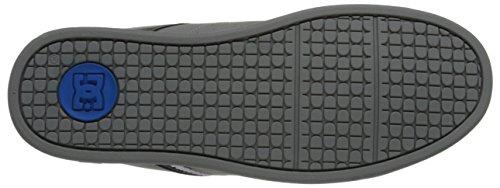DC Mens Wage Skate Shoe, Black, 11 M US Grey