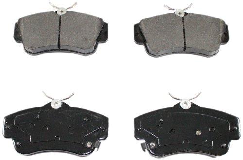 DuraGo BP841 C Front Ceramic Brake Pad Ceramic Dodge Neon Brake Pad