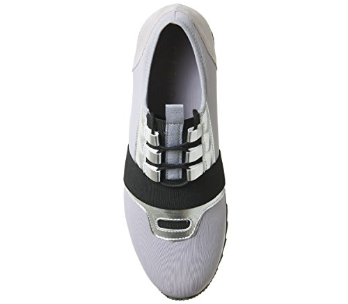 Office Action Neoprene Runners Grey Silver eVJfH